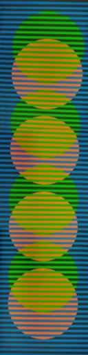 Carlos CRUZ-DIEZ - Print-Multiple - Sitges 1