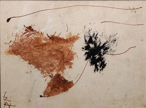 Robert MOTHERWELL - Gemälde - Untitled