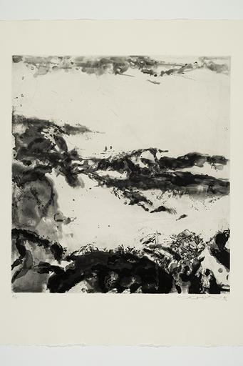 ZAO Wou-Ki - Print-Multiple - 1/92