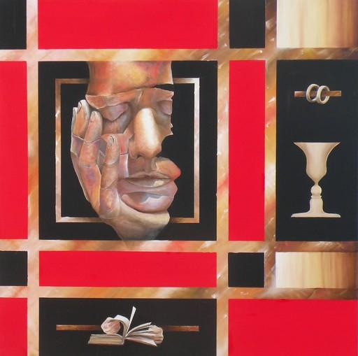 Frank GODILLE - Peinture - Le Mariage pour Tous