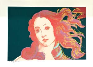 Andy WARHOL, Birth of Venus