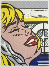 Roy LICHTENSTEIN - Print-Multiple - Shipboard Girl