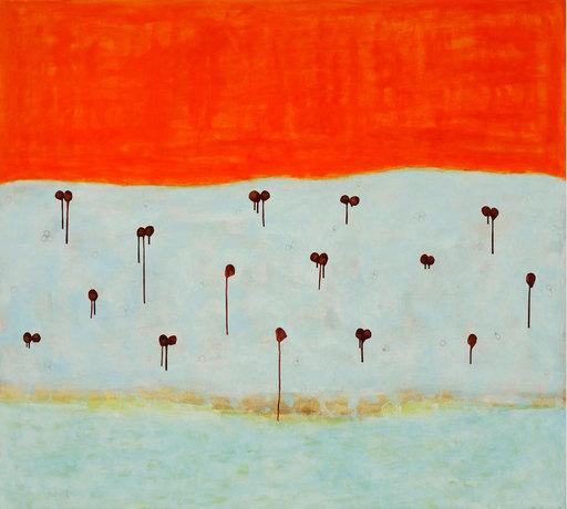 Anya SPIELMAN - Painting - Petites Boules