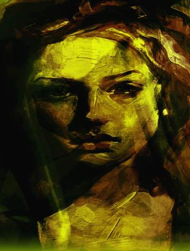 Ronit KRISTAL - Print-Multiple - The Yellow Sister