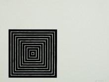 Frank STELLA - Estampe-Multiple - Untitled