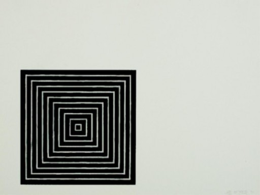 Frank STELLA - Print-Multiple - Untitled