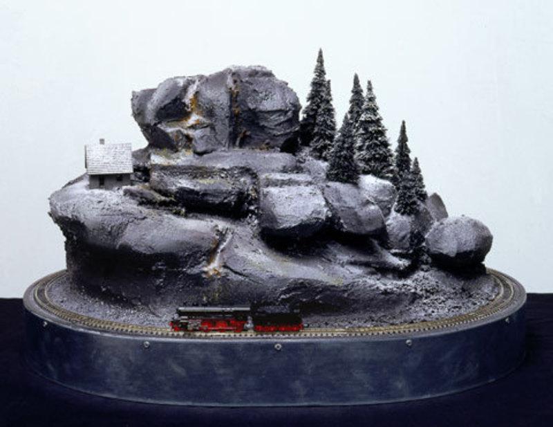 Hans OP DE BEECK - 雕塑 - My train