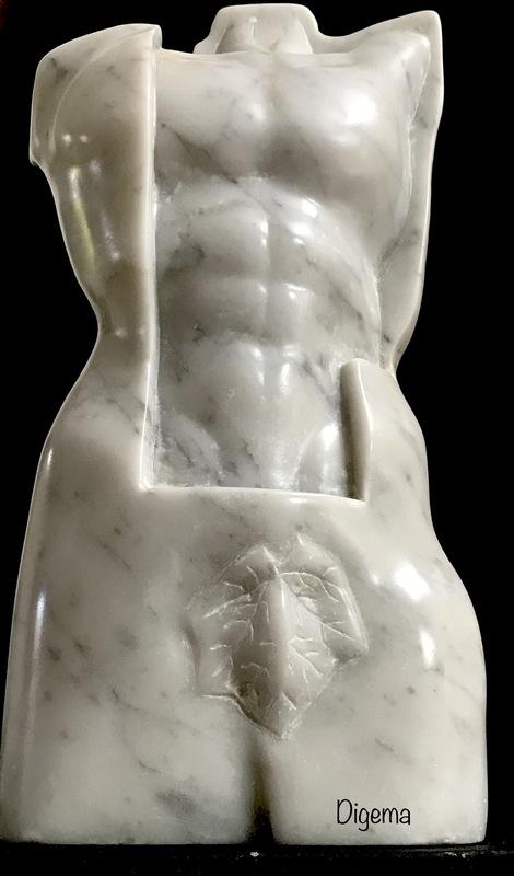 DIGEMA - Sculpture-Volume - ÉROS