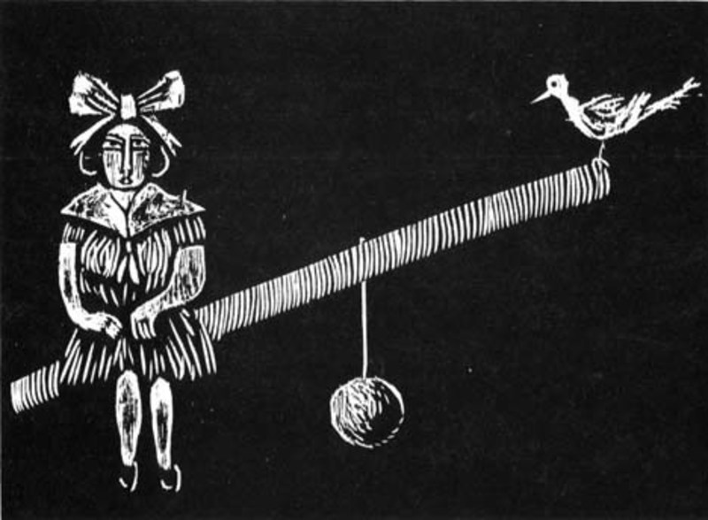 Jacob GILDOR - Print-Multiple - The Swing