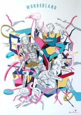 Iryna BEREZHKO & BONDERO - Pintura - Wonderland    (Cat N° 3565)