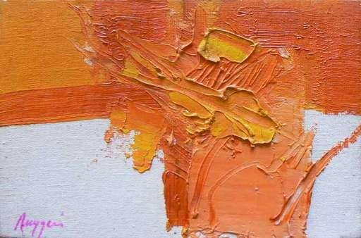 Piero RUGGERI - Painting - Paesaggio