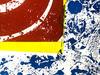 山姆•弗朗西斯 - 版画 - Untitled SFE-003 (Blue, Red and Yellow)