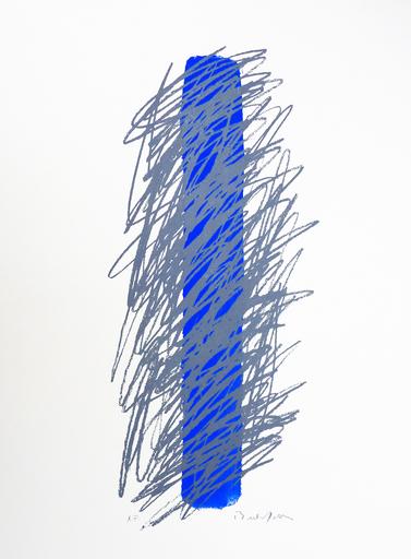 Erwin BECHTOLD - Print-Multiple - Señas en el espacio