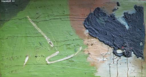 Mark PANNEK - Painting - Composition