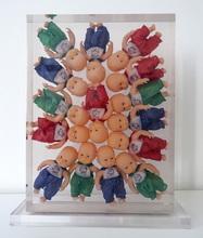 Fernandez ARMAN - Sculpture-Volume - Bambole (Poupées)