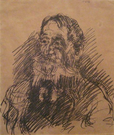 Oskar KOKOSCHKA - Print-Multiple - Gustav Kokoschka