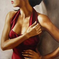Annick BOUVATTIER - Pintura - Glamour