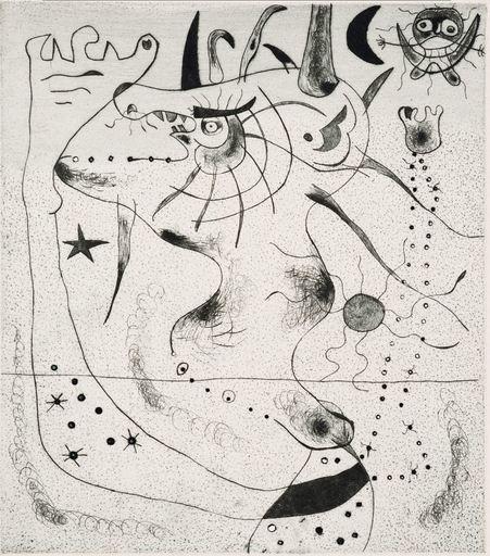 Joan MIRO - Print-Multiple - L'Éveil du géant