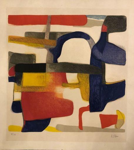 Maurice ESTEVE - Druckgrafik-Multiple - La Cigale