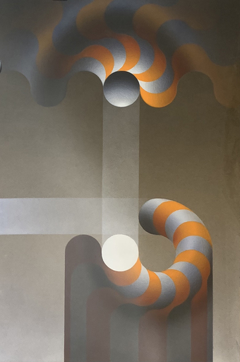 Julio LE PARC - Painting - Untitled