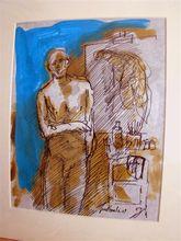Michel SURET-CANALE - Painting - MSC10