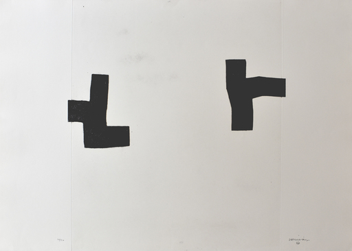 Eduardo CHILLIDA - Estampe-Multiple - Place I | Leku I
