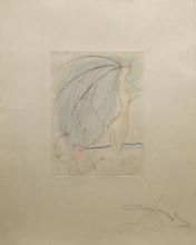 Salvador DALI (1904-1989) - Diane de Poitiers