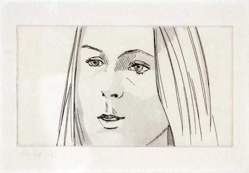 Alex KATZ - Print-Multiple - Harmony