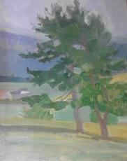Bartholomäus II STEFFERL - Painting - Landschaft