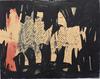 Wladimiro TULLI - Peinture - senza titolo