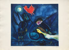 Marc CHAGALL (1887-1985) - Aleko