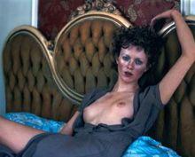 Michel COMTE - Grabado - Karen Elson