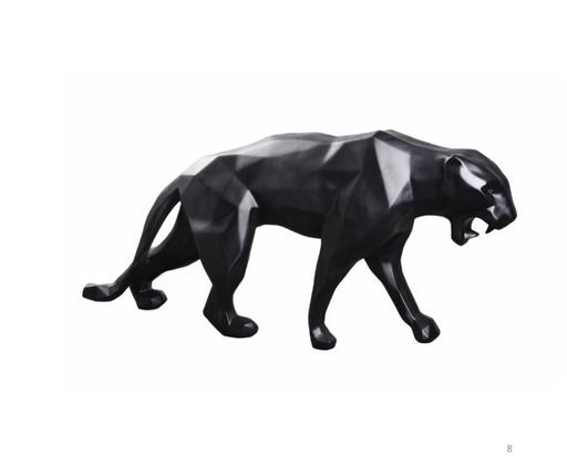 Richard ORLINSKI - Sculpture-Volume -  PANTER MATTE BLACK