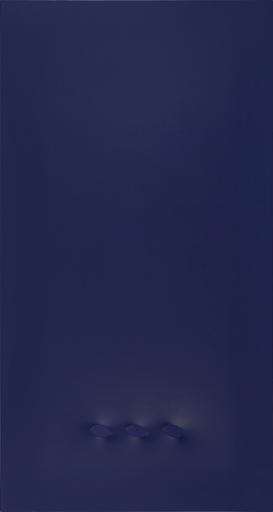Turi SIMETI - Peinture - Tre Ovali Blu