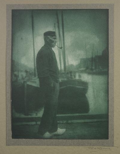 Rudolf KOPPITZ - 照片 - The Fisherman