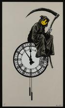 班克斯 - 版画 - Grin Reaper