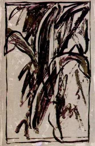 Joan HERNANDEZ PIJUAN - Print-Multiple - Planta de interior