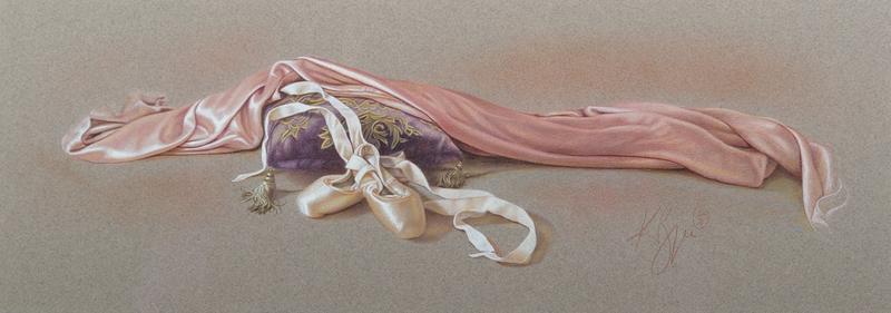 Kay BOYCE - Drawing-Watercolor - Still Life