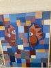 Marion ROBERT - Painting - Abstrait géométrique