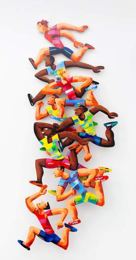David GERSTEIN - Escultura - Photo finish