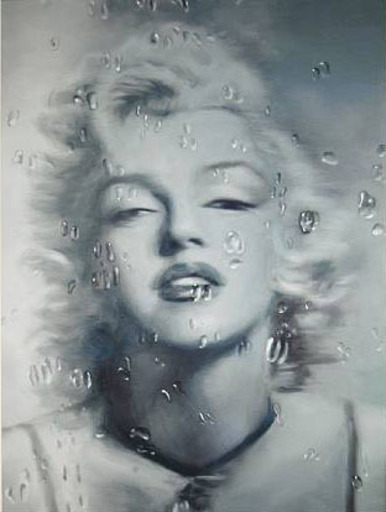 YANG Qian - Estampe-Multiple - Water Drop Marilyn