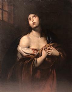 Andrea VACCARO - Pittura - St Agatha