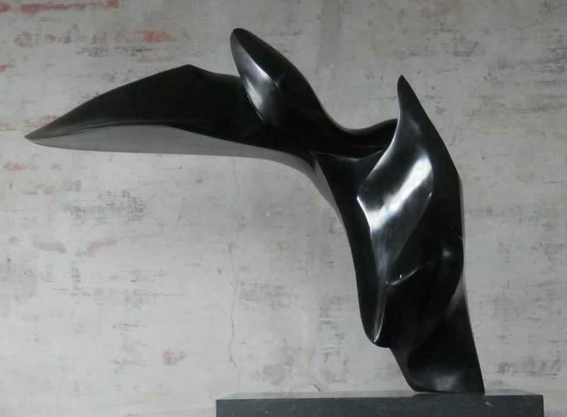 PERECOLL - Sculpture-Volume - Vogel aus Paris III