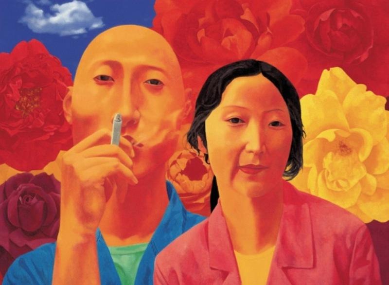 FANG Lijun - Estampe-Multiple - Untitled