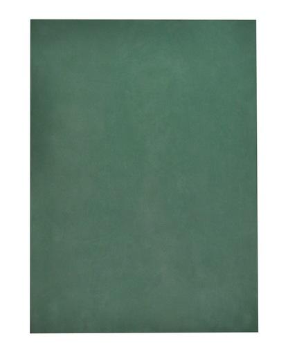 Ettore SPALLETTI - Pintura - Verde con bordi argento