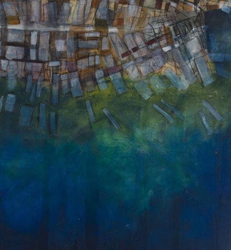 Célia EID - Peinture - L'île