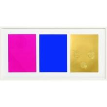 Yves KLEIN - Print-Multiple - Monochrome und Feuer