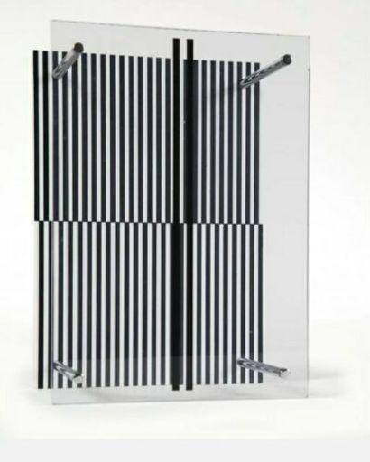 Jesús Rafael SOTO - Sculpture-Volume - Permutacion