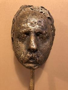 CÉSAR - Sculpture-Volume - LA TETE AU PAIN