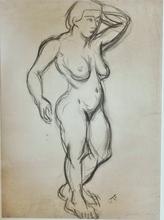 Emile Othon FRIESZ - Drawing-Watercolor